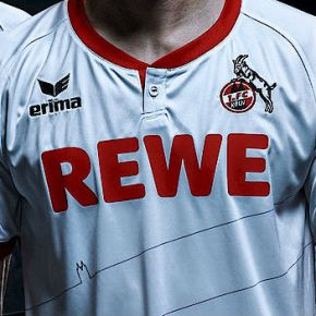 Home is where the Dom is! 1. FC Köln Unveils 2015-16 Home Jerseys